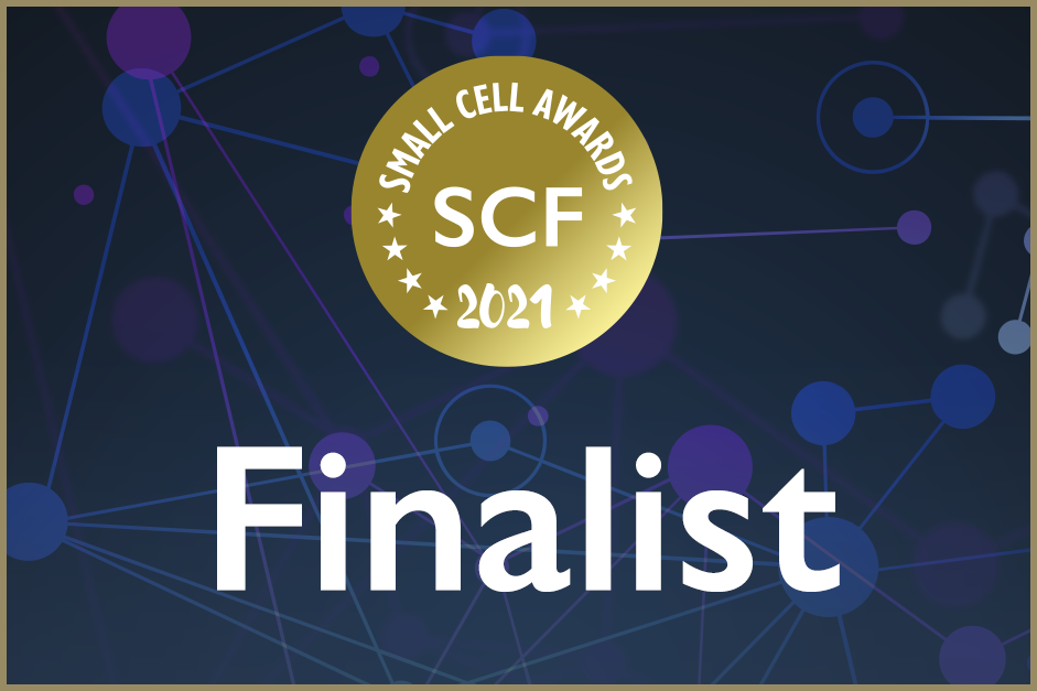 AccelerComm's 5G Physical Layer IP Shortlisted at Small Cell Awards